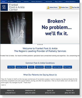 Frankel Foot and Ankle Center