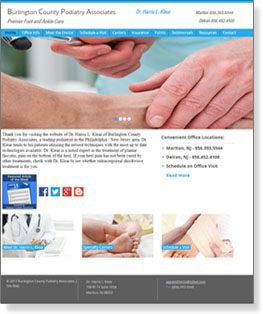 Burlington County Podiatry Associates